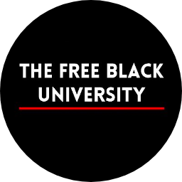 The Free Black University logo