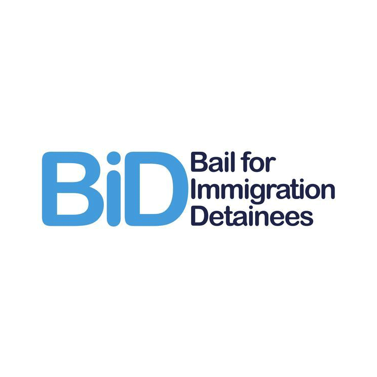 Bail for Immigration Detainees logo